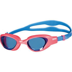 arena The One Goggles Kids lightblue-red-blue